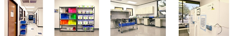 FDA-regulated cGMP Diagnostic Manufacturing Facility