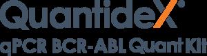 quantidex_qpcr_bcr-abl_QUANT_kit_logo_4c